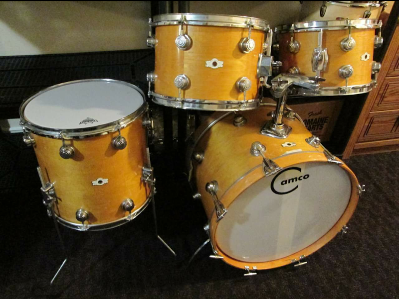 Another La Camco On The Way Vintage Drum Forum