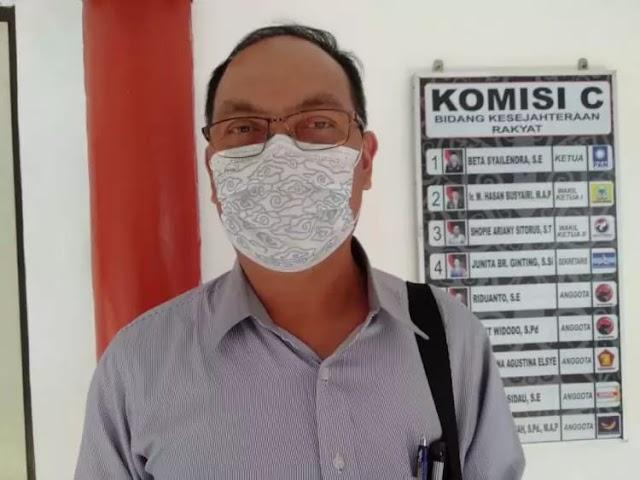 DPRD Minta Tertibkan Aktivitas Gepeng di Palangka Raya