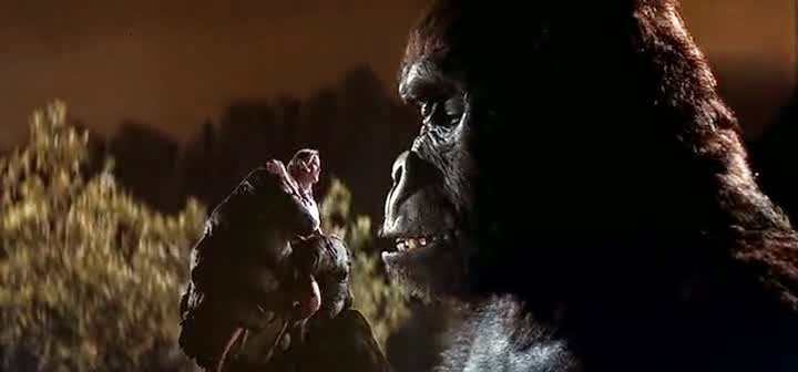 Free Download Single Resumable Direct Download Links For Hollywood Movie King Kong (1976) In Dual Audio