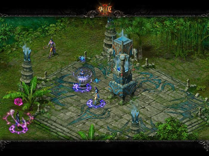 Hình nền game Hoa Hạ 2