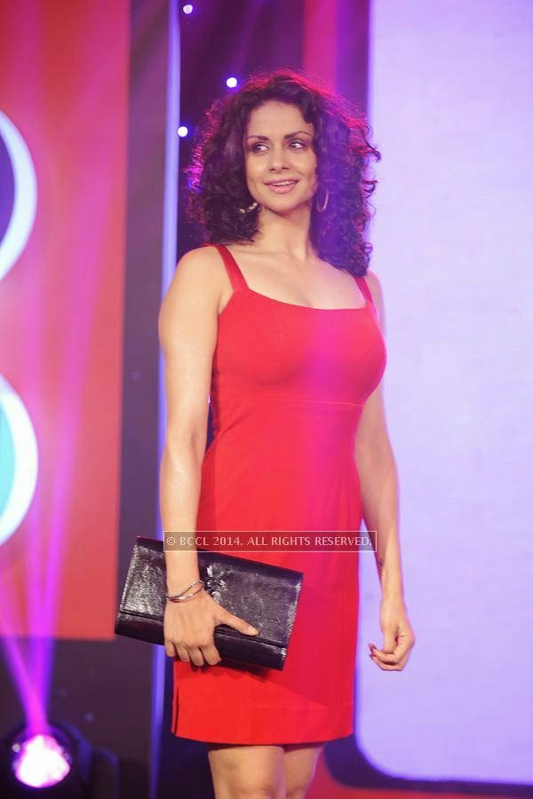 Gul Panag during the launch of FOX Traveller's new television channel FOX Life, in Mumbai, on July 16, 2014.<br />