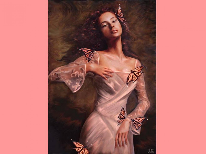 Kiss Of Butterflies, Fairies 1