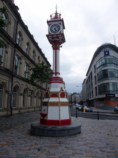 Douglas Jubilee Clock