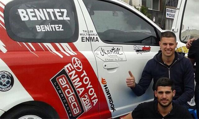 Los hermanos Ayoze y Joel Benítez a por metas mayores