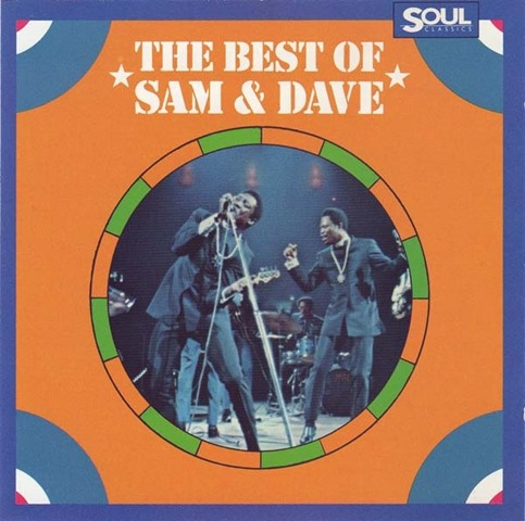 Sam And Dave - The Best Of - Booklet 01