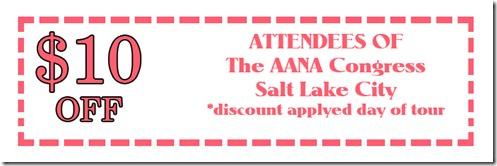 coupon AANA