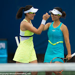 Yi-Fan Xu & Saisai Zheng - 2015 Bank of the West Classic -DSC_0587.jpg