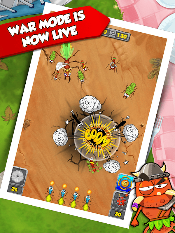 Tap Tap Ants Android Game