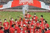 Persija Juara Piala Menpora, Insiden Berkerumun, The Jakmania Sampaikan Permintaan Maaf