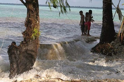 Photo Credit: Iorita Toromon – our back yard under the ocean - Kiribati