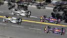 Start of Monaco Grand Prix - 1