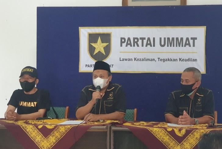 SK Kemenkumham Turun, Partai Ummat Siapkan Tasyakuran