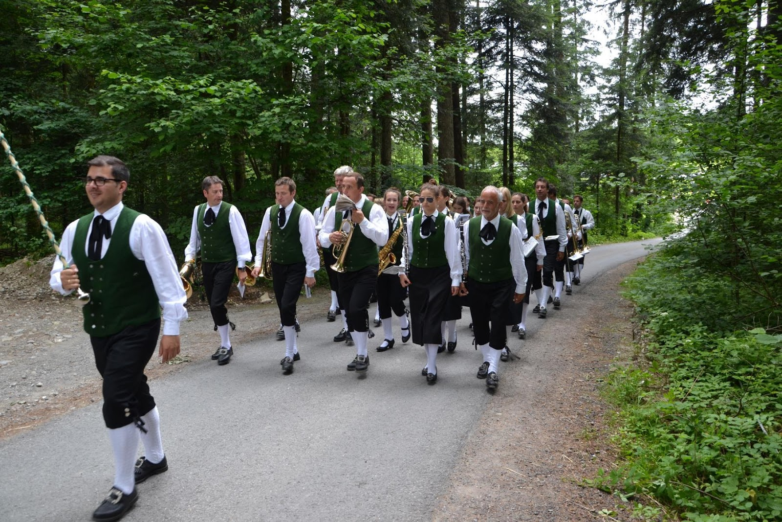 Musikfest Doren am 14.06.2015