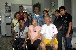 Mark Alvin Rosales Residence - March 17 Fairview, Quezon City