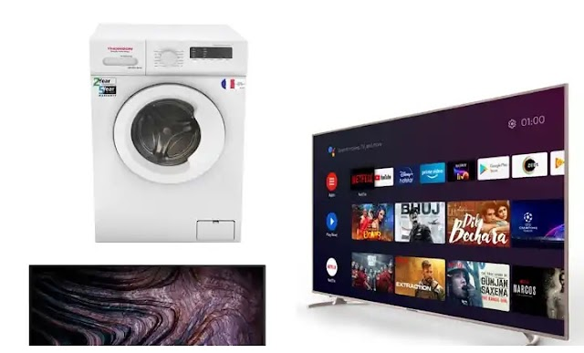 Flipkart and Amazon Festival Sale: These great offers will be available on smart TVs and washing machines