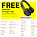 Free Wireless Headphones at MicroCenter Stores