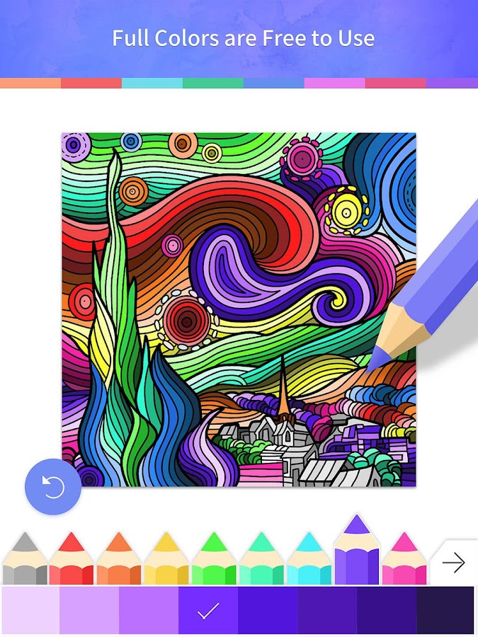colouring games screenshot - Free Colouring Games