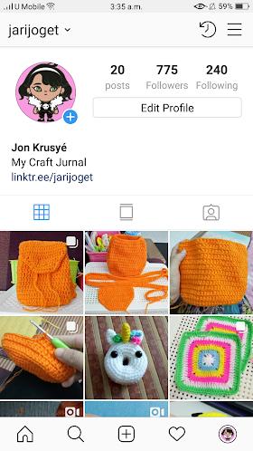 Instagram Khas Crochet