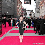 WWW.ENTSIMAGES.COM -  Natalie Gumede  at      The Olivier Awards at Royal Opera House, Covent Garden, London, April 28th 2013                                               Photo Mobis Photos/OIC 0203 174 1069