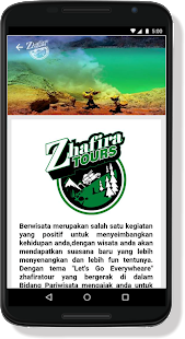 Zhafira Trans- screenshot thumbnail