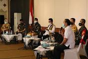 PPKM Jawa Bali di Gresik Dinilai Sukses