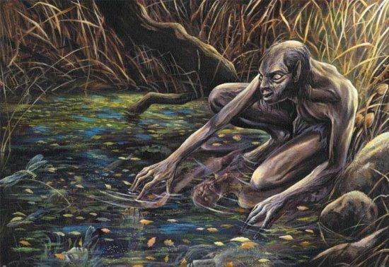 Gollum, Evil Creatures 2