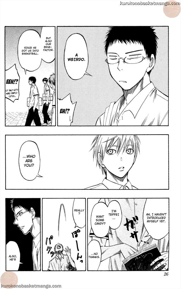 Kuroko no Basket Manga Chapter 53 - Image 0/026