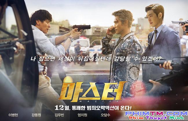 """9 lí do khiến bạn phải xem ngay """"Master"""" của bộ ba """"ông trùm"""" xứ Hàn - Ảnh 1."""