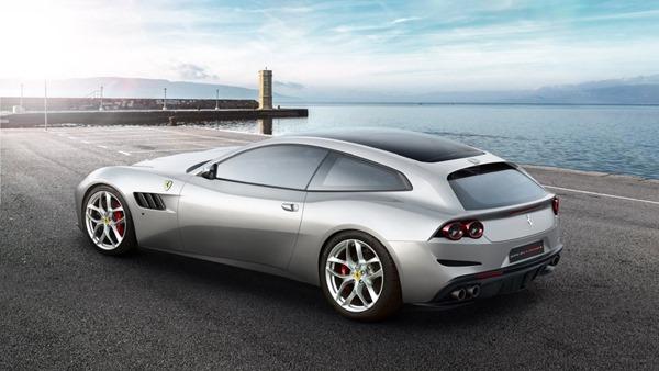 Ferrari-GTC4_Lusso_T rear