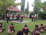 Pembinaan Anggota Saka Wira Kartika Kodim 0731/Kulon Progo