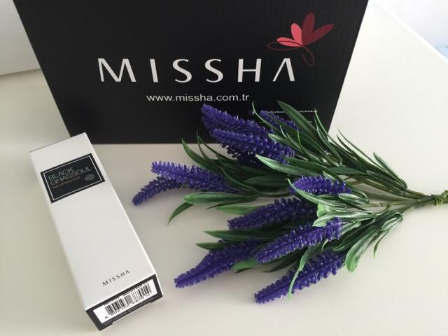 Missha Black Ghassoul Siyah Maske