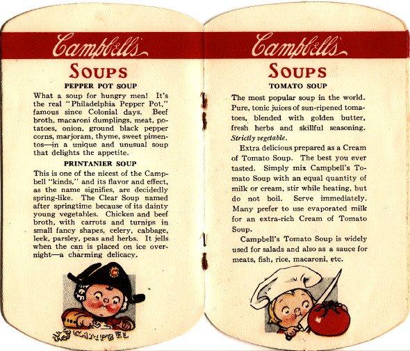 Campbell's Tomato Soup Recipes