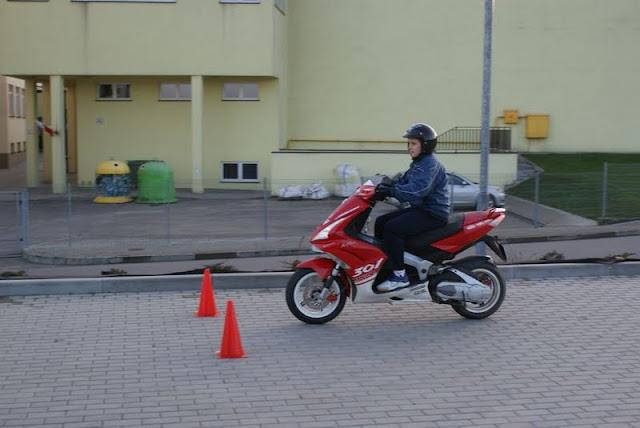 Karta motorowerowa Egzamin praktyczny - DSC01352_1.JPG