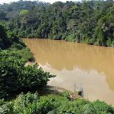 La rivière Tano (Ouest du Ghana), 15 décembre 2013. Photo : J.-F. Christensen