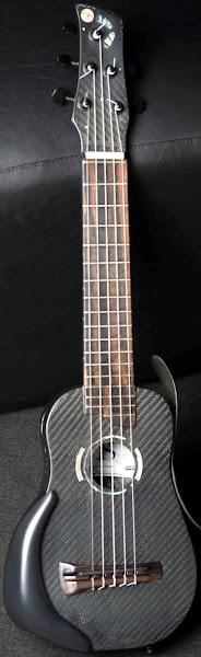 Carbon fiber timple rajao guitarrico davis sanchez