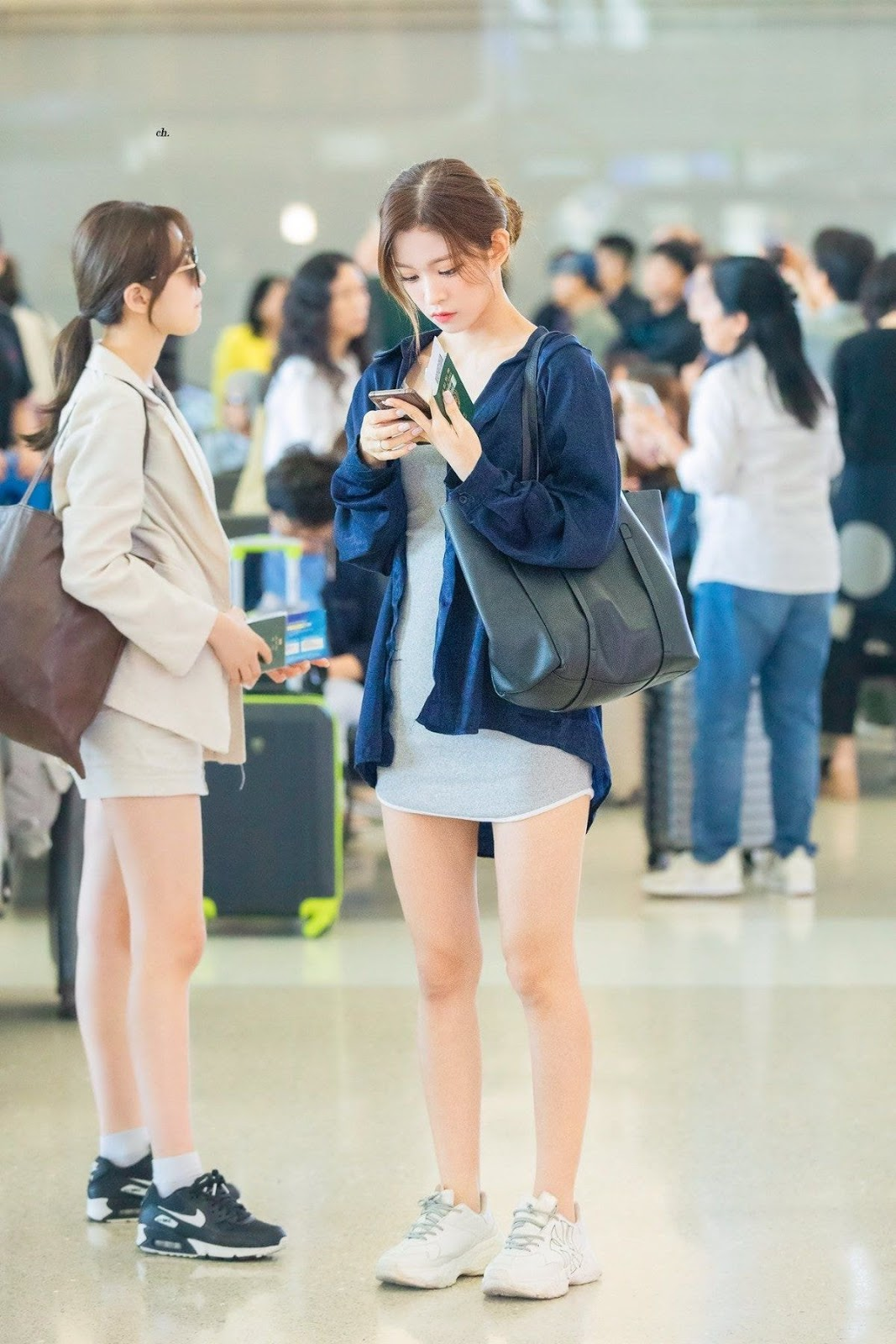 tallest - chaeyoung
