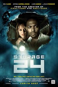 Nhà Kho 24 - Storage 24 poster