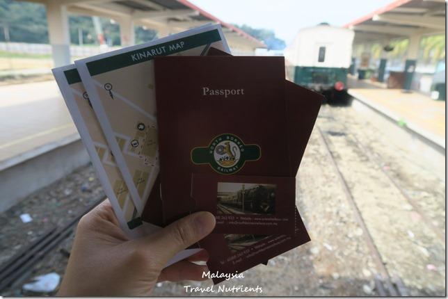 馬來西亞沙巴北婆羅洲火車 (3)