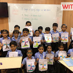 Frenchastic Week by Grade 2 at Witty Kids, Chikoowadi (2018-19)