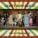 WB Farsang -Crazy Buffalos- 130208
