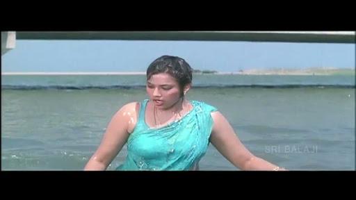 Plumpy Navel, Deep Navel And Actress Sexy Images: Meena