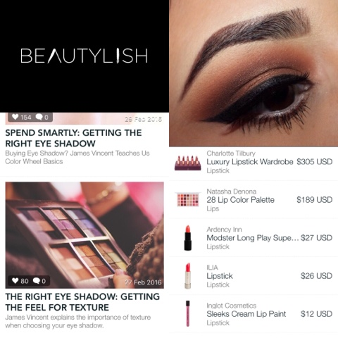 Beautylish Boutique shopping in UK