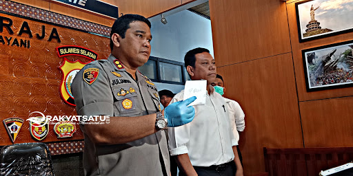 Ngeri! Modus Baru Peredaran Narkoba di Toraja Pakai Jasa Pengiriman Barang