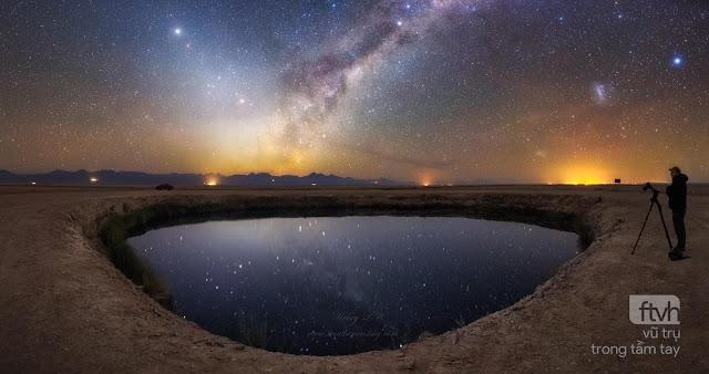 Đêm đầy sao ở Laguna