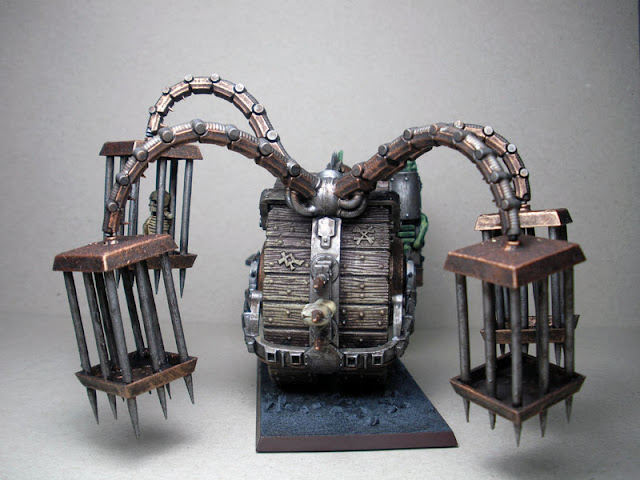 chaos - Black Dwarfs Engine of chaos SANY0753