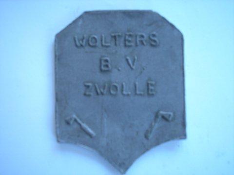 Naam: Wolters BVPlaats: ZwolleJaartal: 2000
