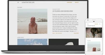 Blogger?s new templates: Contempo, Soho, Emporio and Notable