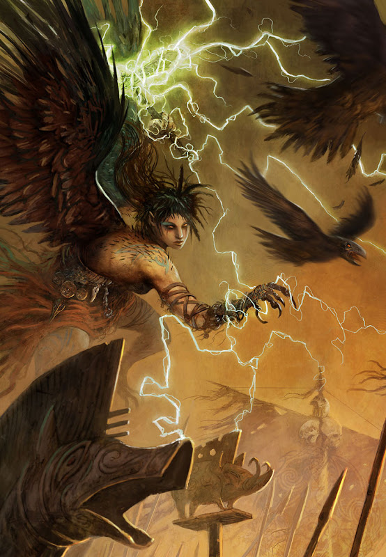 Nemain Battle Frenzy, Celtic And Druids