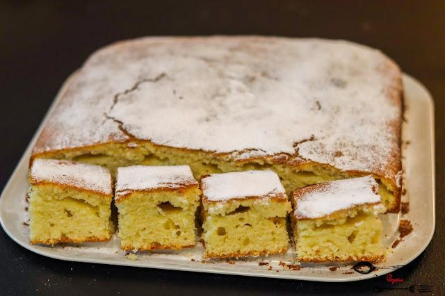 Szybkie ciasto na maślance
