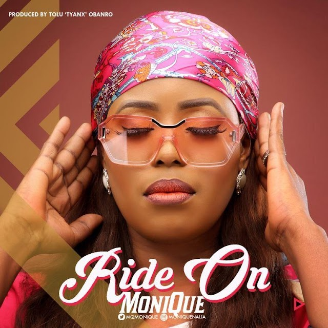 [Music + Video] Monique - Ride On || mqmonique